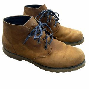 THE NORTH FACE Men's Ballard Leather Chukka Boots